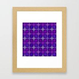 Op Art 158 Framed Art Print