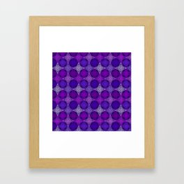 Op Art 158 Framed Art Print