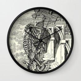 Frieze Wall Clock