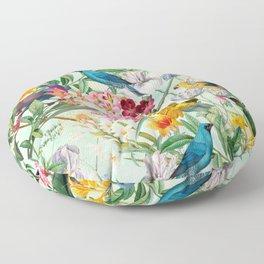 Tropical Paradise II Floor Pillow