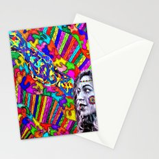 A Colorful Vision  Stationery Cards
