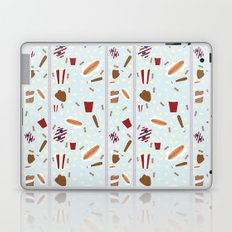 Take me out to the ball game Laptop & iPad Skin