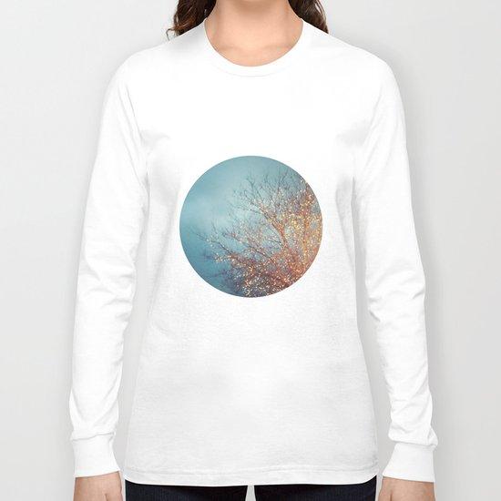 December Lights Long Sleeve T-shirt
