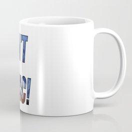 DON'T PANIC! Coffee Mug