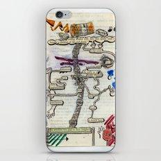 Break Through iPhone & iPod Skin