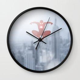 Spider man!! Wall Clock