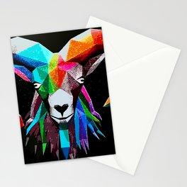 Color-Deer Stationery Cards
