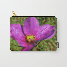 DeepDream Flowers, Wild Flower, DeepDream style Carry-All Pouch