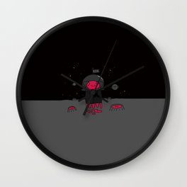 Count Ghostdula Wall Clock