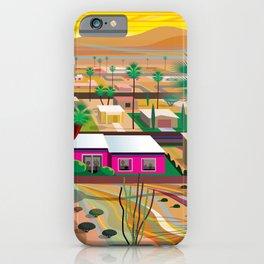 Twentynine Palms iPhone Case