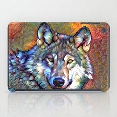Aura of the Wolf iPad Case