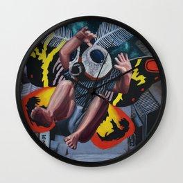 Mothra Wall Clock