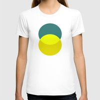 oil T-shirts featuring oil by simple