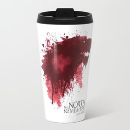 The NORTH Remembers Game Of Thron Travel Mug