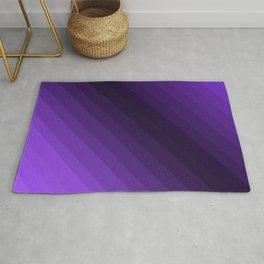 Purple Gradient Rug