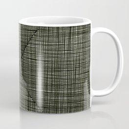 Ink Weaves: Charcoal Coffee Mug