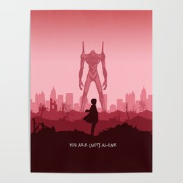 You Are (Not) Alone Poster