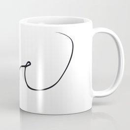 LOVE NO3 Coffee Mug