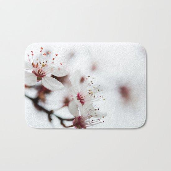 Plum Tree Bath Mat