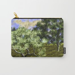Summer Time In Europe Carry-All Pouch
