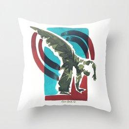 Capoeira 433 Throw Pillow