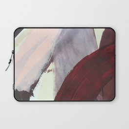 Be Bold and Move Along Laptop Sleeve