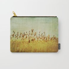 Winter Gold Carry-All Pouch