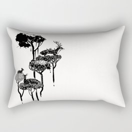 Deer to Dream Rectangular Pillow