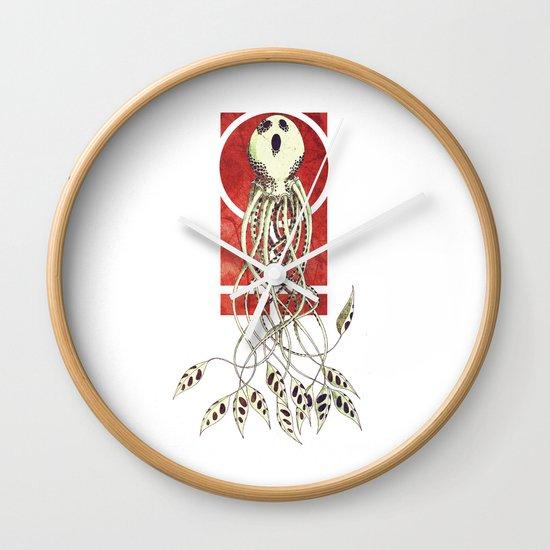 Ciavevomezzorabohmenerivadociaociao Wall Clock