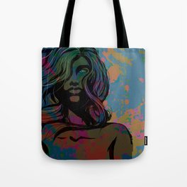 To Be Female Tote Bag