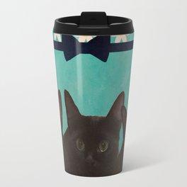 Japanese cat 86 Travel Mug