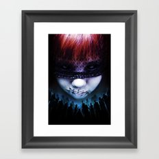 Leave A Scar Framed Art Print