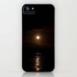 Dark Sun iPhone Case