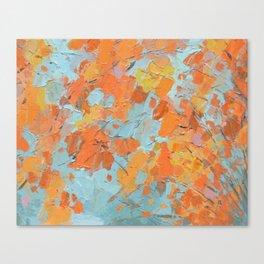 South Inge Maple Canvas Print