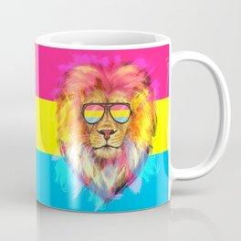 The Pan Lion Pride Coffee Mug