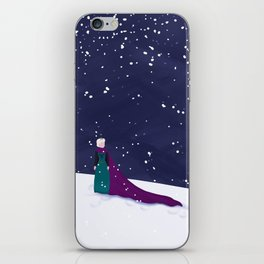 Let it go? iPhone Skin