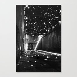 DISCOBALL Canvas Print