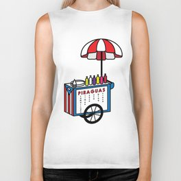 Piragua Cart Biker Tank