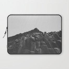 Reynisdrangar Rocks Laptop Sleeve