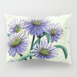 Alpine Aster Pillow Sham