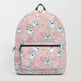 Valentine's Day Yetis Backpack