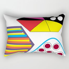 Artsy Rectangular Pillow