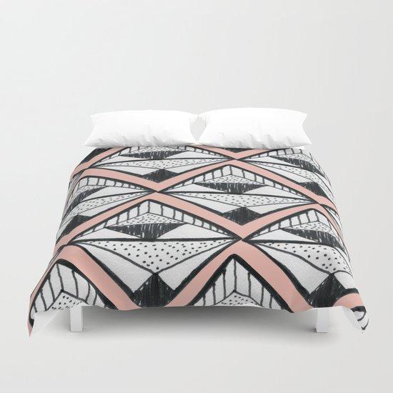 Pattern w2 Duvet Cover