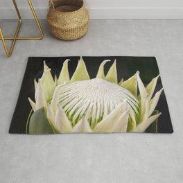 White King Protea Rug