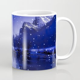 Enchanted Lake Coffee Mug