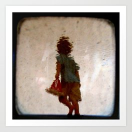 Sail Away - Through the Viewfinder (TTV) Art Print