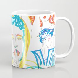 Fémina Coffee Mug