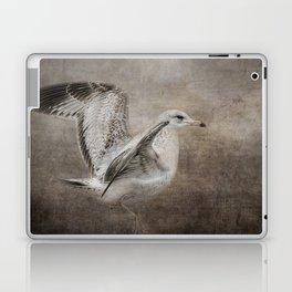 Dance of the Lone Gull Laptop & iPad Skin