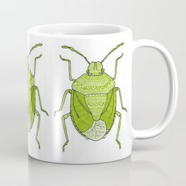 Aztec printed bug Coffee Mug