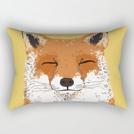 Mr. Fox Rectangular Pillow